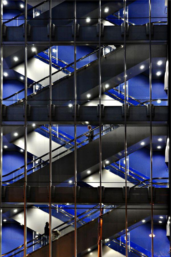 L'escalier de  Robin Martial