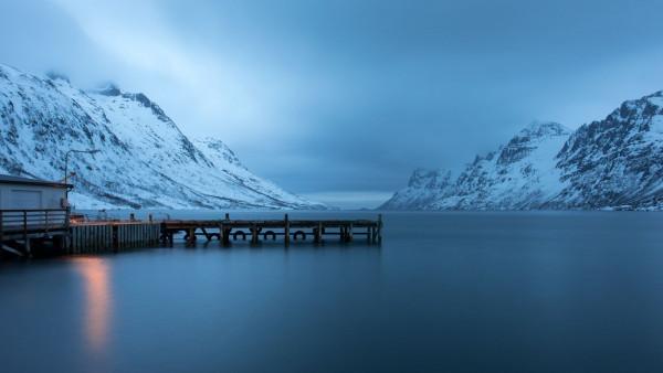 """""""Ersfjord"""" - de Christophe Audebert - P.C. La Garenne-Colombes"""