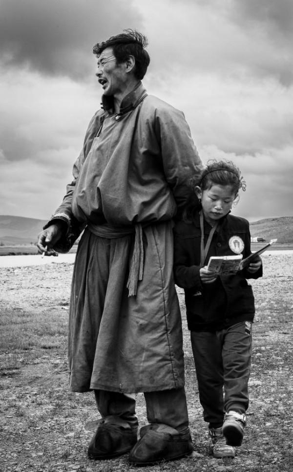 """""""Père et fille"""" - de Emmanuel Bernard - Ciné photo club d'Ermont"""
