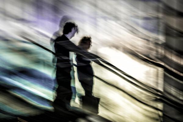 Escalator de Patrick Ravel