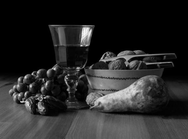 """""""Noix raisin"""" - de Régis Drevon  - Clic Triel sur Seine"""