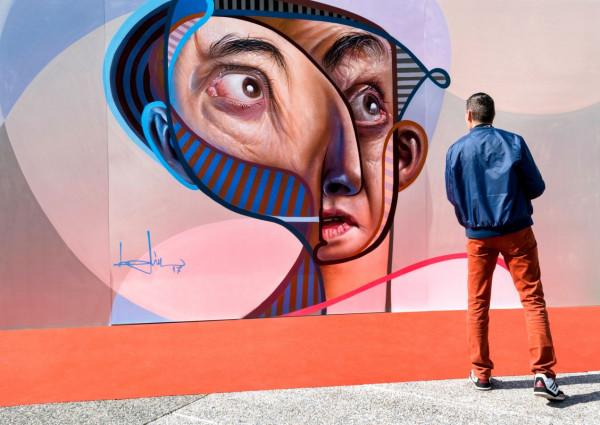 """""""Face à face"""" - de Philippe Jaud - Rueil-Images"""