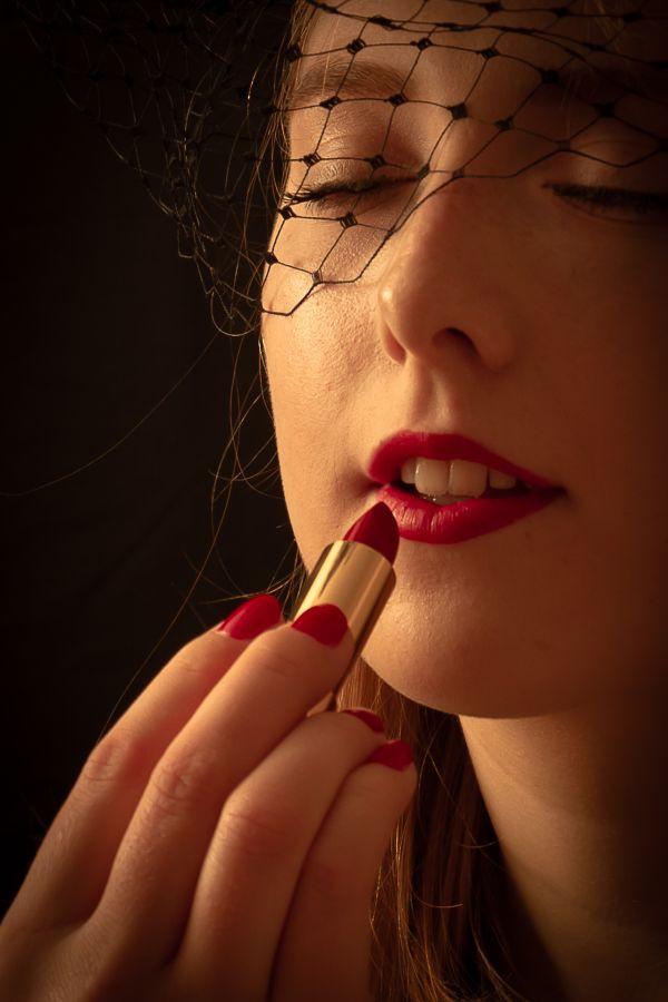 Rouge baisers de Marie-Catherie Barbelane