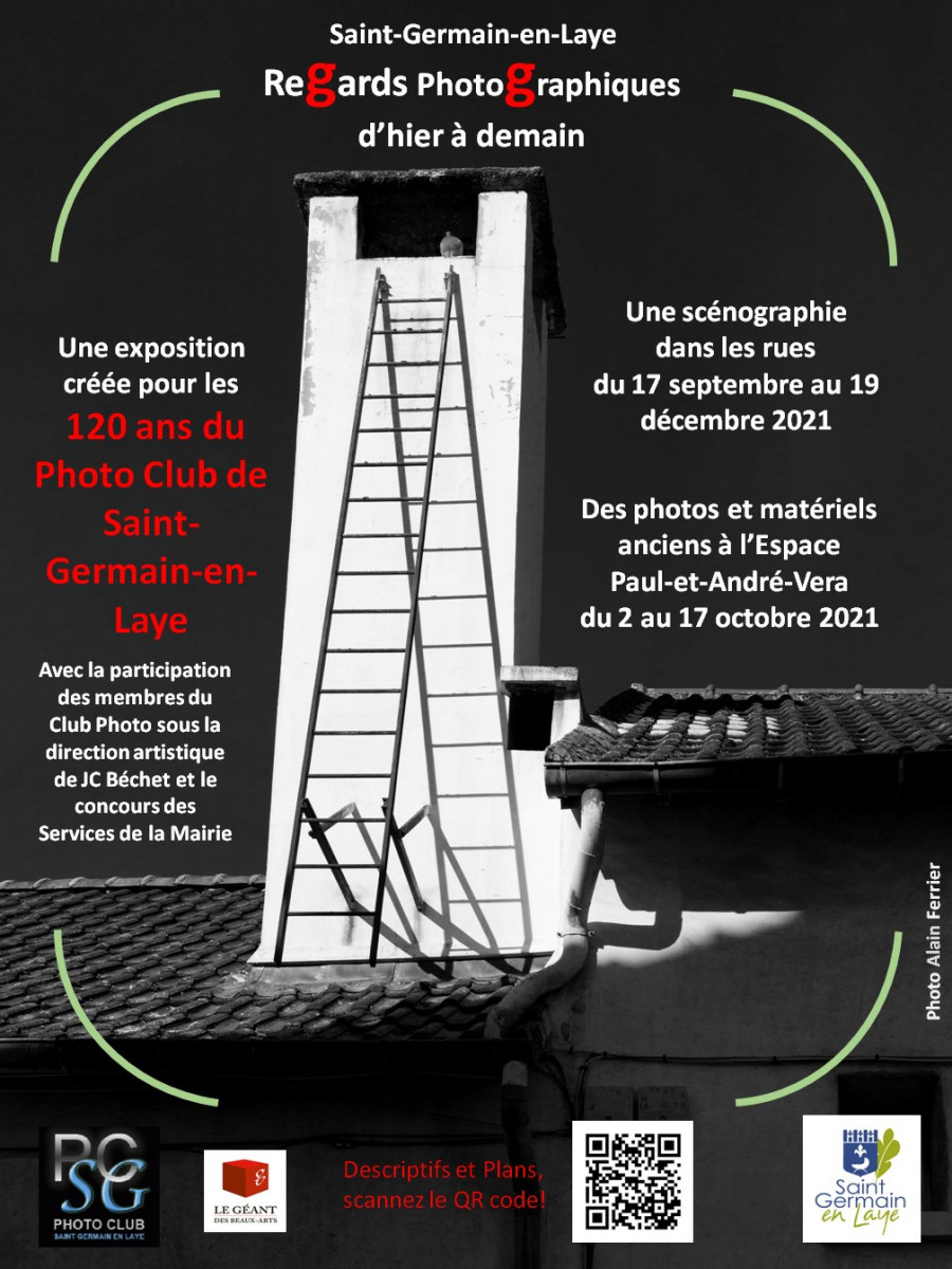 Les 120 ans du club de St. Germain-en-Laye